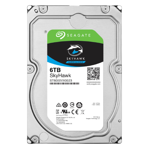 HDD6T SEAGATE SV7